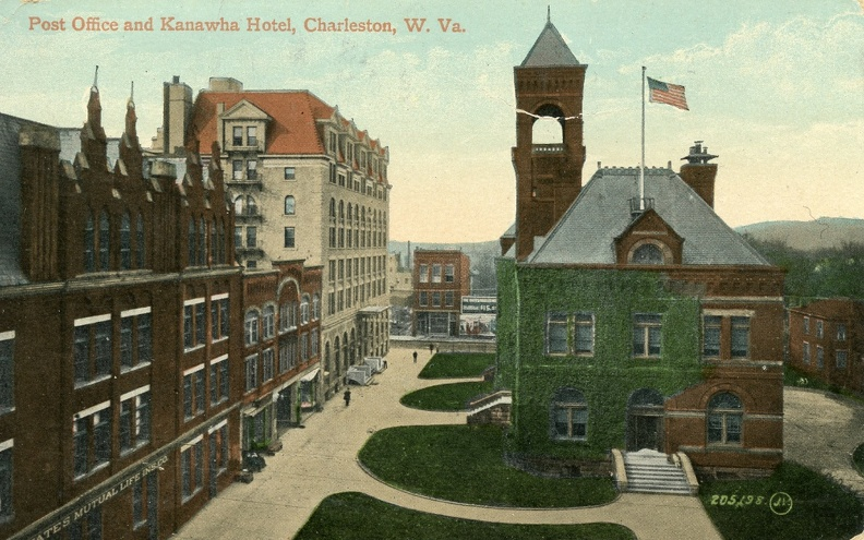 Kanawha city, charleston